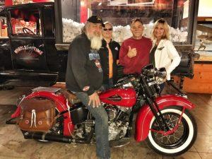 WTT Vintage Motorcycle Raffle! (2016)