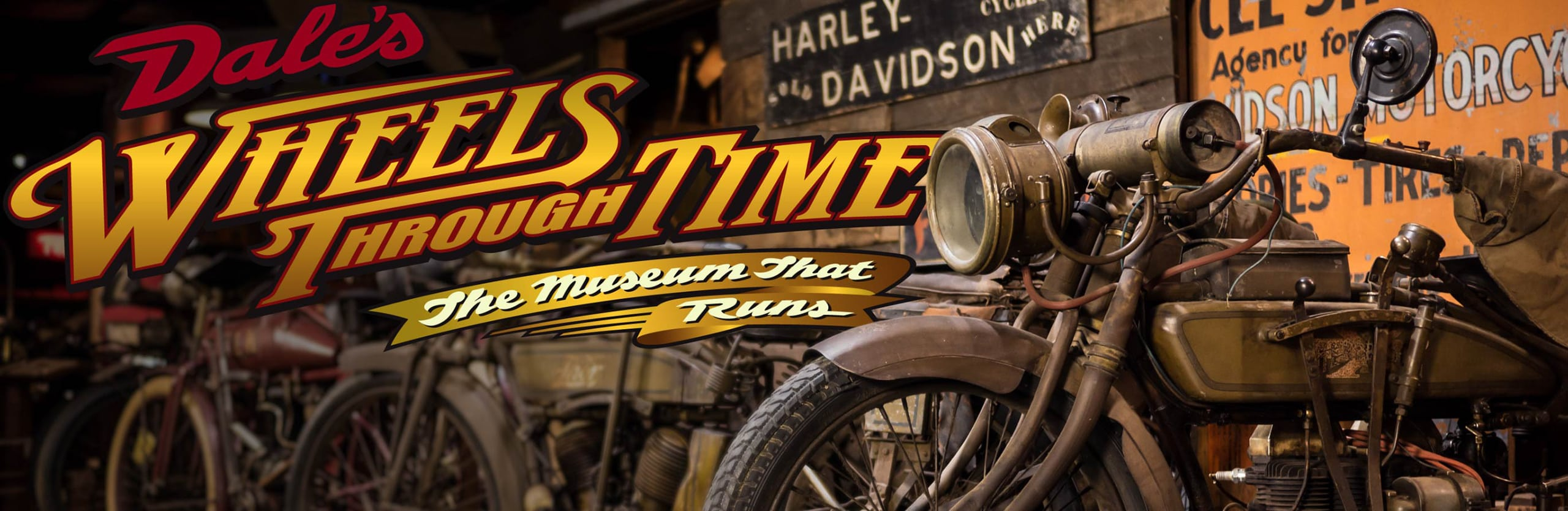 Home - Wheels Through Time